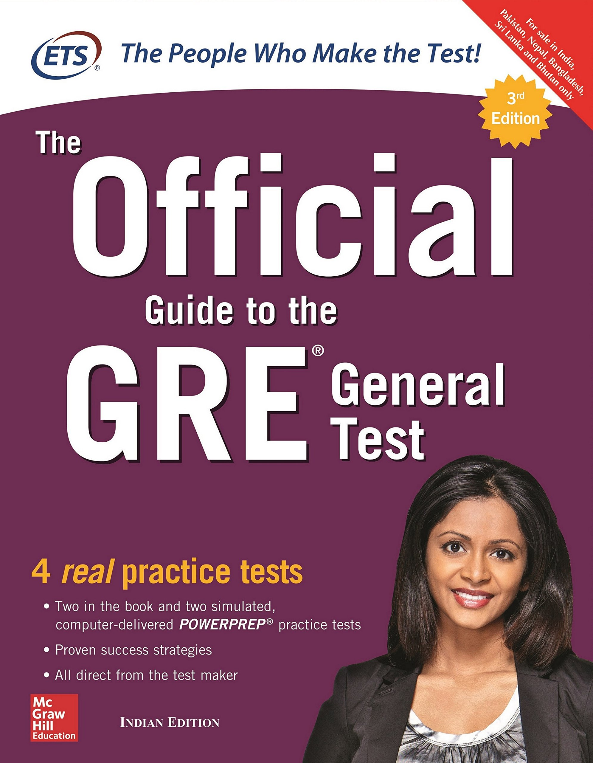 The Official Guide to the GRE General Test: EDUCATIONAL TESTING SERVICE:  9789352607372: Amazon.com: Books